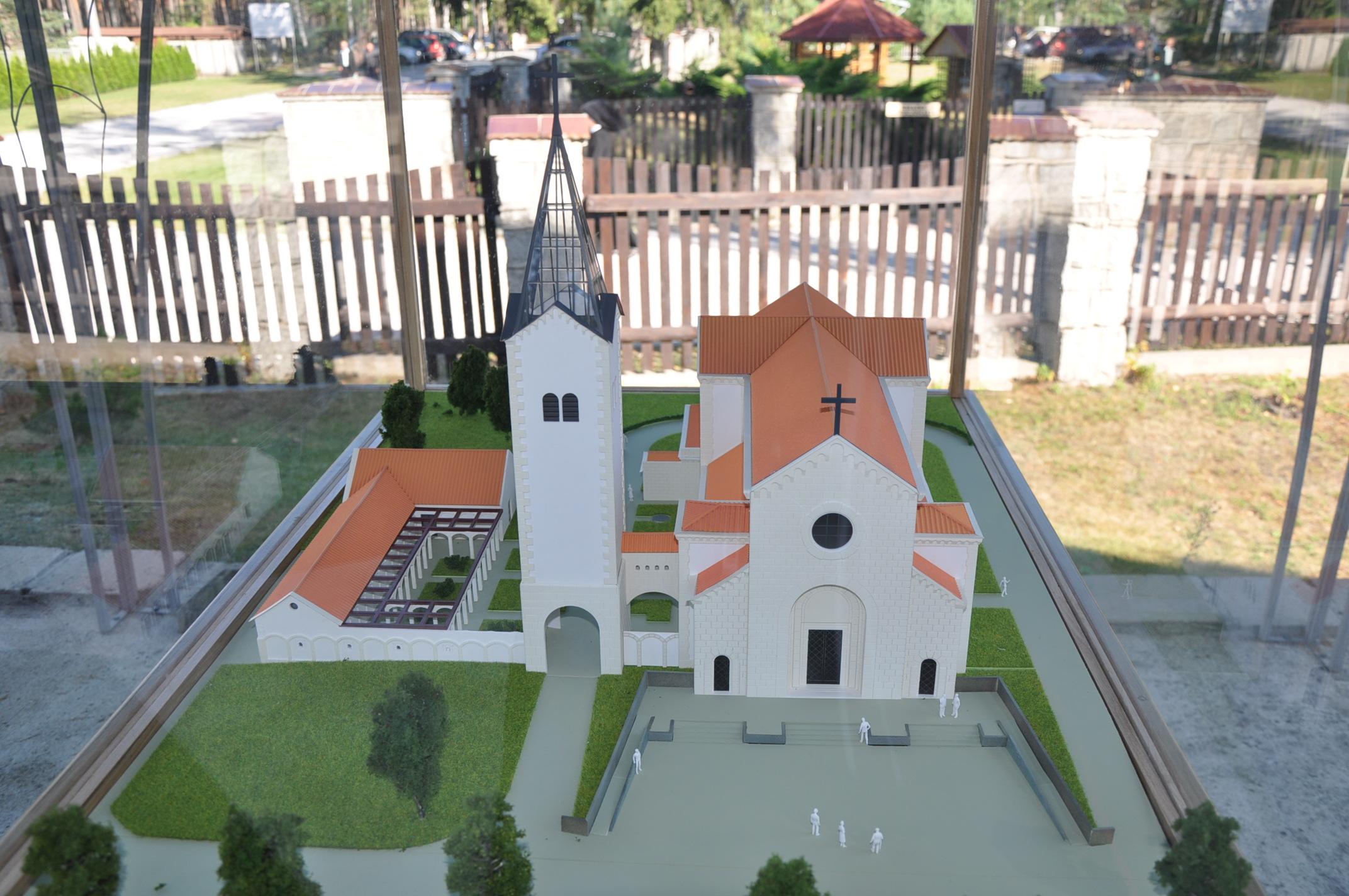 Wydarzenia związane z rozbudową Sanktuarium