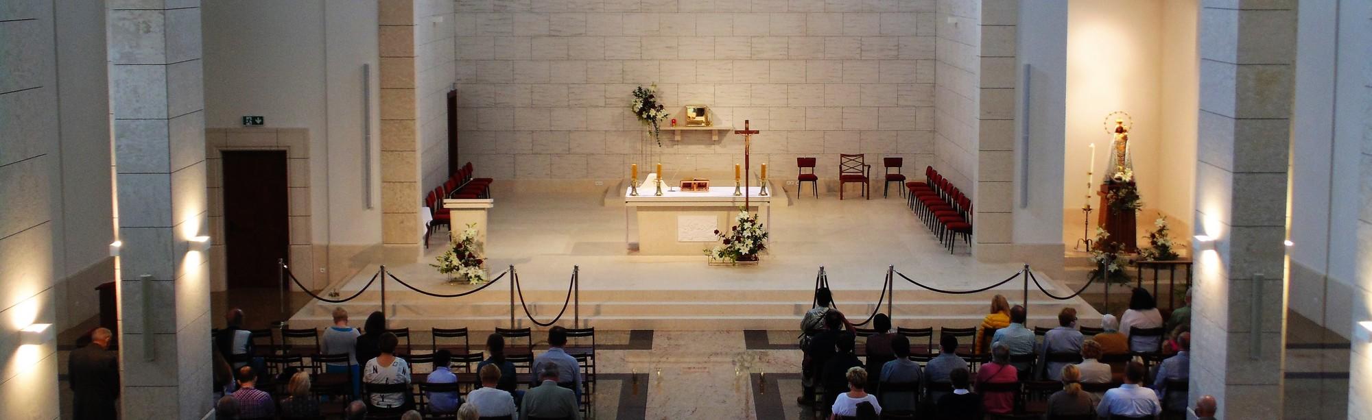 Porządek Mszy św. i nabożeństw